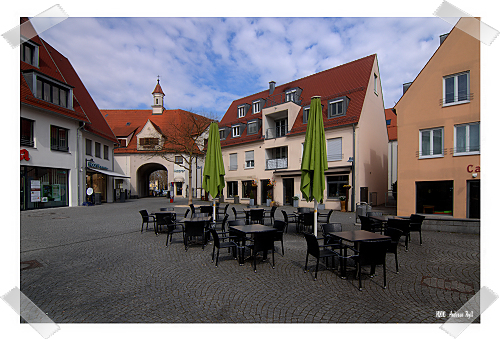 Eingang Klosterhof