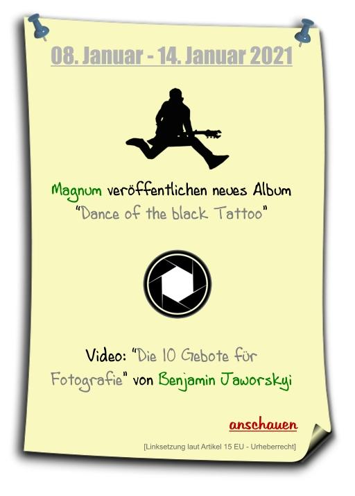 magnum mit neuem album und benjamin Jaworskyi mit den 10 geboten für fotografen - weiter zum video von benjamin
